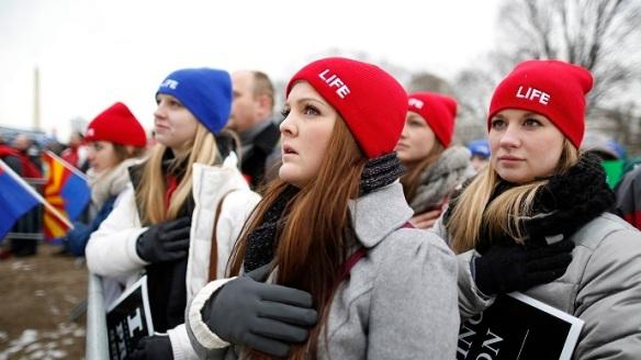pro-life-marchers
